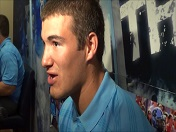 Liberty Postgame Trubisky