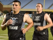 Fedora's Freak Show: O-Line Commits