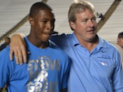 Albright tells UNC coaches he's a Heel