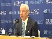 Post Maryland Interview: Roy Williams
