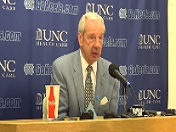 Post NCSU Interview: Roy Williams