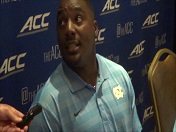 Marquise Williams ACC Media Day