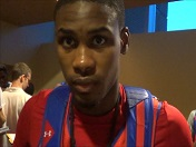 Seventh Woods Talks Recruiting