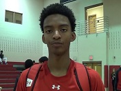 Jalen Johnson talks Wesleyan/ Recruitment