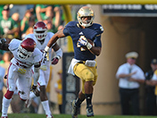 Highlights: Notre Dame vs. Oklahoma