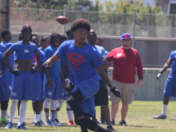 Brandon Burton at Edison 7v7