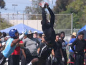 JJ Taylor at Edison 7v7