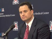 Sean Miller after Chico State exhibition