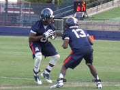 Arizona fall camp - Aug. 4 (Defense)