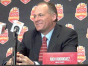 Fiesta Bowl press conference: Rich Rodriguez