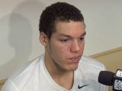 Aaron Gordon after Elite 8 loss