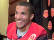Fiesta Bowl media session: Austin Hill