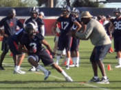 Arizona fall camp: Aug. 5 practice