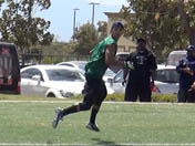 Greyson Bankhead at Passing Down SoCal 7v7