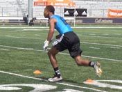 Jalen Hall at B2G Elite Camp