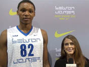 Cats Confidential: Ivan Rabb at LBJ Skills Academy