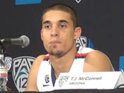 Nick Johnson after UCLA loss in Pac-12 tourney