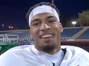 Nate Phillips talks bowl game, Scooby and more