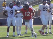 Spring practice - March 9