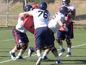 Fall camp: Aug. 8 (Fort Huachuca)