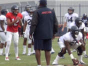 Arizona fall camp: Week 2 practice
