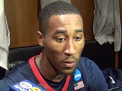 Rondae Hollis-Jefferson after Elite 8 loss