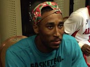 Rondae Hollis-Jefferson after UCLA win