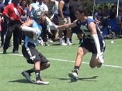 Sean Riley at adidas 7v7