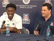 Stanley Johnson makes his NBA announcement