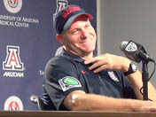 Rich Rodriguez after Cal