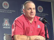 Rich Rodriguez - Oct. 14