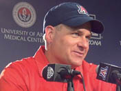 Rich Rodriguez after Utah