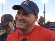 Fort Huachuca: Rich Rodriguez - Thursday