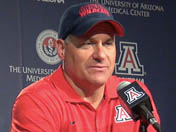Rich Rodriguez after UNLV (Aug. 29)