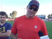 Rich Rodriguez - April 1