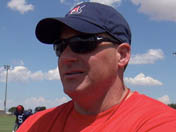 Rich Rodriguez - Aug. 9 (Fort Huachuca)