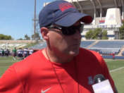 Fall camp: Rich Rodriguez (Aug. 13)
