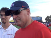 Rich Rodriguez - April 9