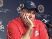 Rich Rodriguez - Sept. 25