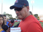 Rich Rodriguez - Oct. 1