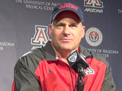 Rich Rodriguez Monday press conference (Sept. 15)