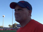 Rich Rodriguez - Aug. 31