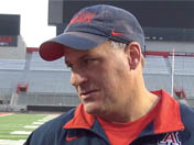 Rich Rodriguez - Dec. 1