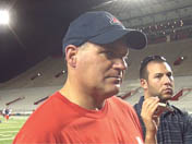 Rich Rodriguez - Aug. 6