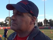 Rich Rodriguez talks bowl practice, injuries