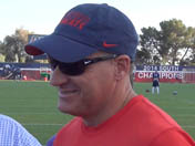 Rich Rodriguez talks spring game, more