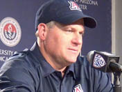 Rich Rodriguez after UCLA