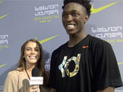Cats Confidential: Stanley Johnson - LBJ Skills