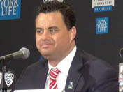 Sean Miller after Pac-12 tourney loss