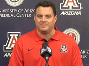 Sean Miller - Arizona media day